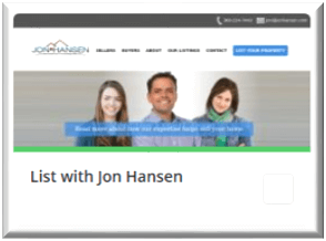 List with Jon Hansen