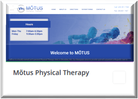 Motus Physical Therapy