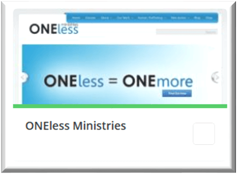 Oneless Ministries
