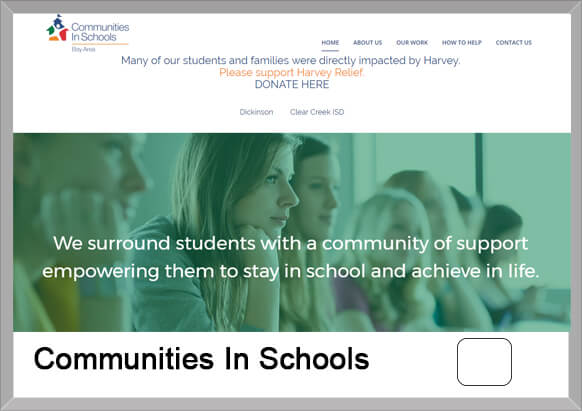 Communities In Schools – Bay Area