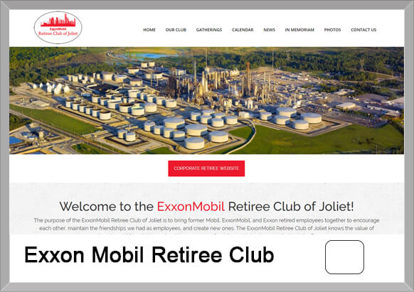 Exxon Mobil Retiree Club of Joliet