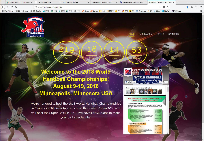 2018 Handball Championships