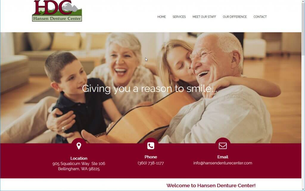 Hansen Denture Center