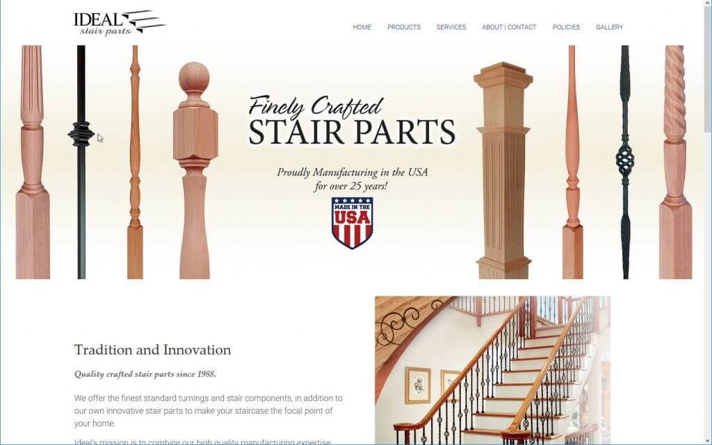 Ideal Stair Parts