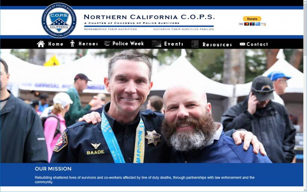 Northern California Cops