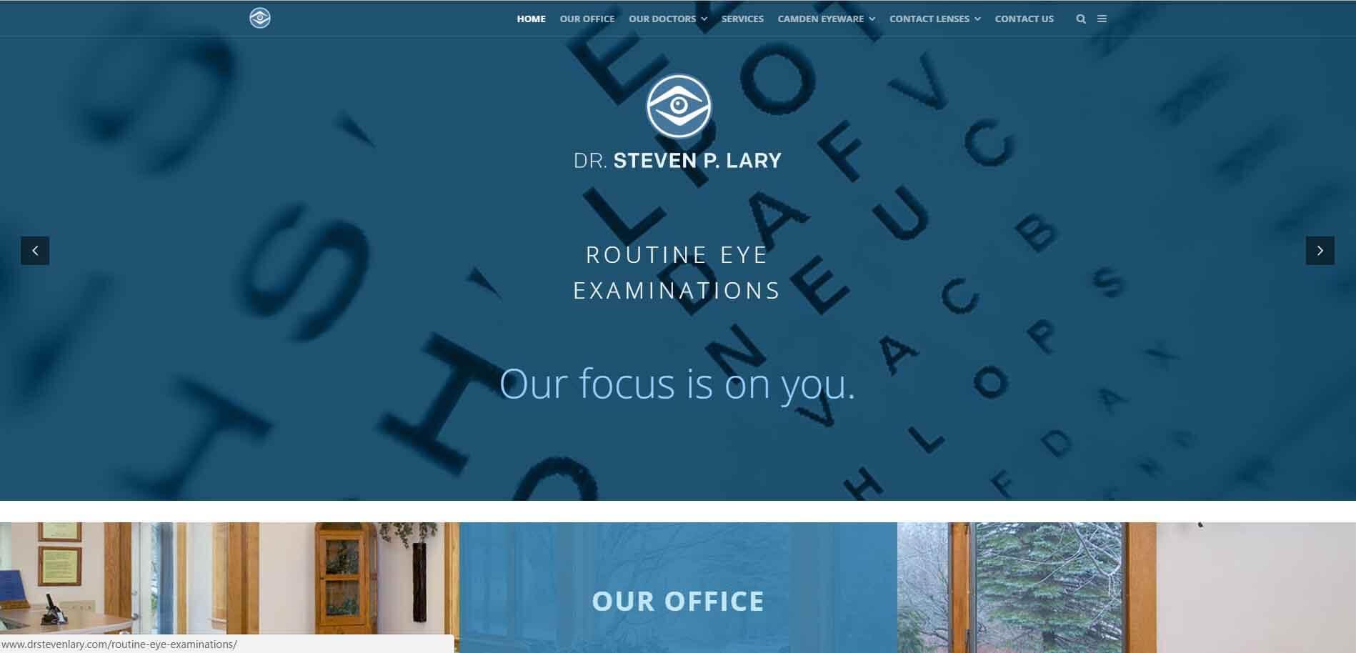 Dr Steven P. Lary