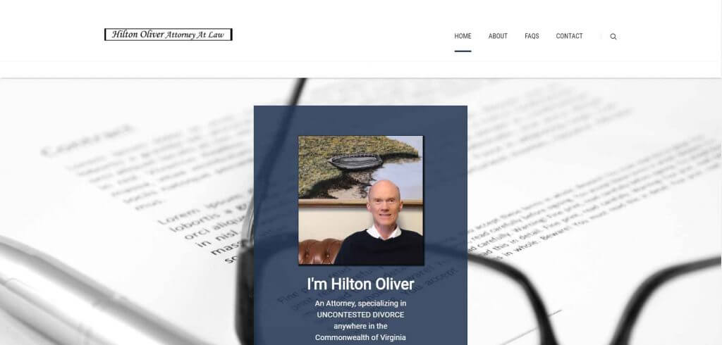 Hilton Oliver Attorney At Law