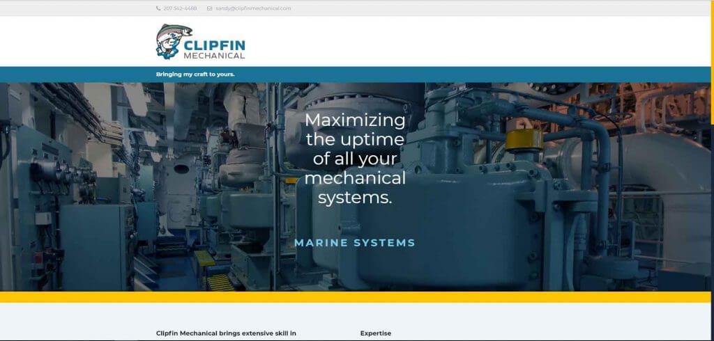 Clipfin Mechanical